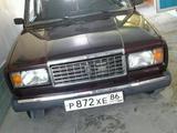 ВАЗ 2107, 2011 гв, б/у
